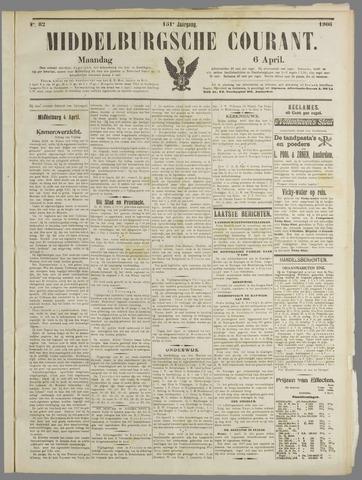 Middelburgsche Courant 1908-04-06