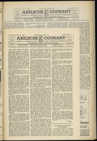 Axelsche Courant 1950-01-18