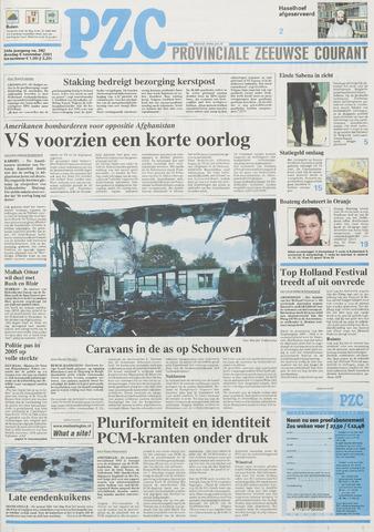 Provinciale Zeeuwse Courant 2001-11-06