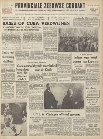 Provinciale Zeeuwse Courant 1962-10-29