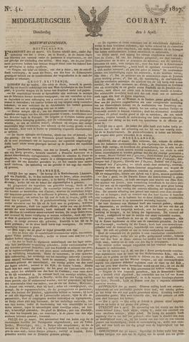 Middelburgsche Courant 1827-04-05