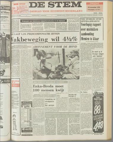 de Stem 1976-11-23