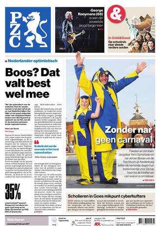 Provinciale Zeeuwse Courant 2017-02-22