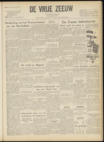 de Vrije Zeeuw 1957-06-06