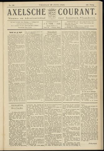 Axelsche Courant 1928-06-29