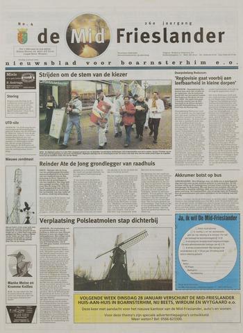 Watersnood documentatie 1953 - kranten 2003-01-21