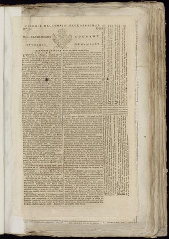 Middelburgsche Courant 1799-03-09