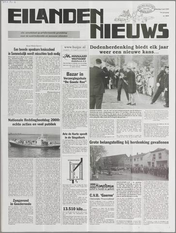 Eilanden-nieuws. Christelijk streekblad op gereformeerde grondslag 2000-05-09