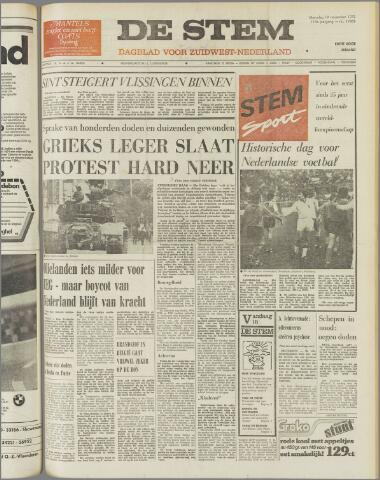 de Stem 1973-11-19