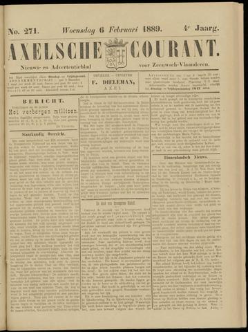Axelsche Courant 1889-02-06