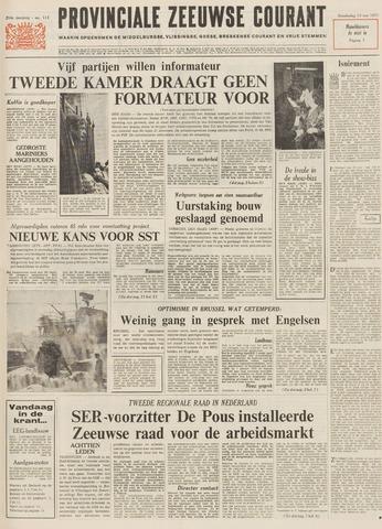 Provinciale Zeeuwse Courant 1971-05-13