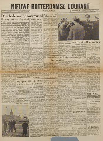 Watersnood documentatie 1953 - kranten 1953-05-19