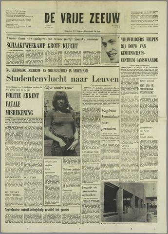 de Vrije Zeeuw 1972-07-14