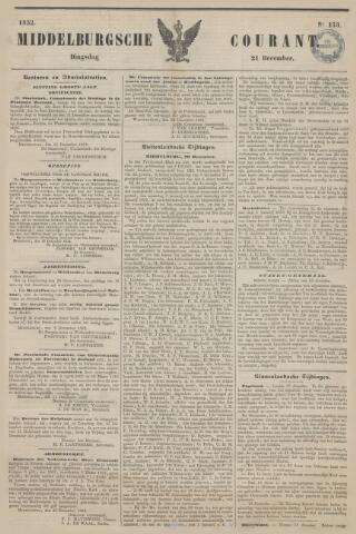 Middelburgsche Courant 1852-12-21