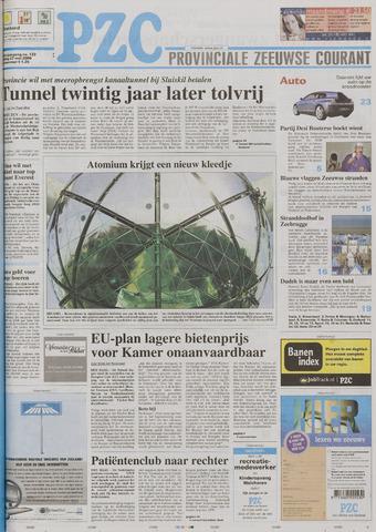 Provinciale Zeeuwse Courant 2005-05-27