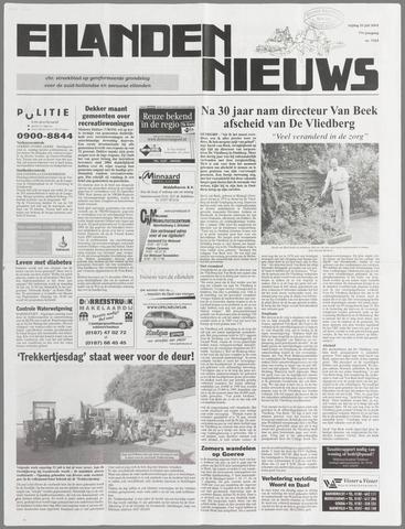 Eilanden-nieuws. Christelijk streekblad op gereformeerde grondslag 2004-07-23