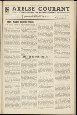 Axelsche Courant 1963-08-31
