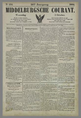 Middelburgsche Courant 1884-10-01