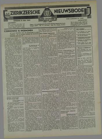 Zierikzeesche Nieuwsbode 1941-06-29