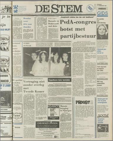 de Stem 1981-02-27