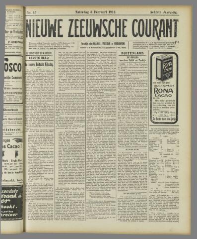 Nieuwe Zeeuwsche Courant 1912-02-03