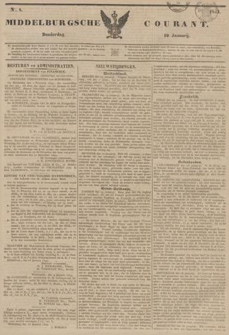 Middelburgsche Courant 1843-01-19