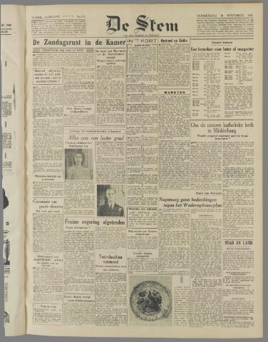 de Stem 1947-11-20