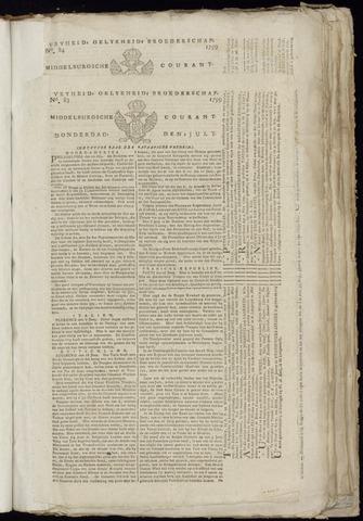 Middelburgsche Courant 1799-07-04