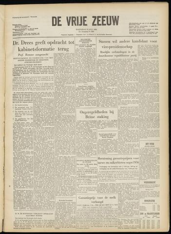 de Vrije Zeeuw 1956-07-25