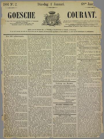 Goessche Courant 1881-01-04