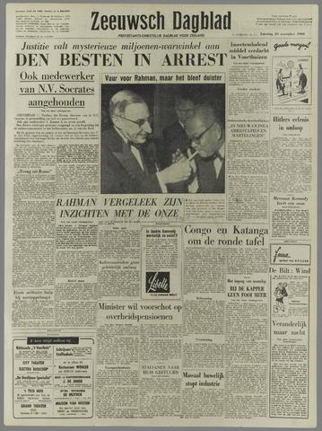 Zeeuwsch Dagblad 1960-11-26