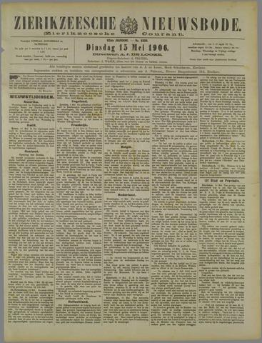 Zierikzeesche Nieuwsbode 1906-05-15