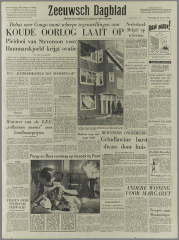 Zeeuwsch Dagblad 1961-03-22