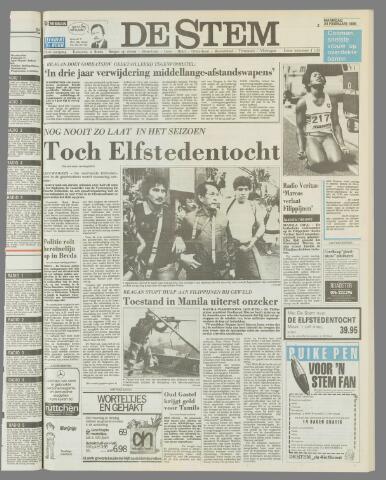 de Stem 1986-02-24