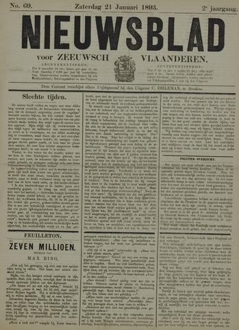 Nieuwsblad voor Zeeuwsch-Vlaanderen 1893-01-21