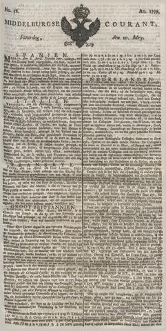 Middelburgsche Courant 1777-05-10