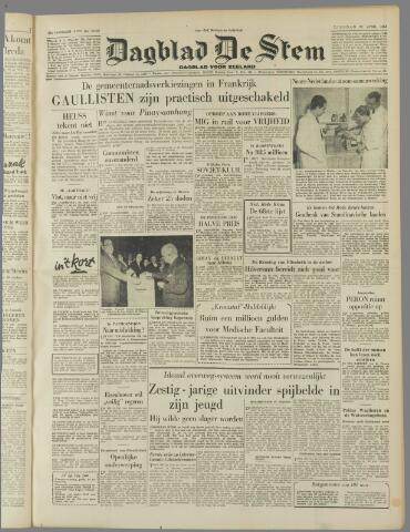 de Stem 1953-04-28
