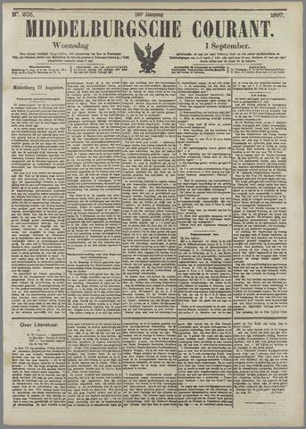 Middelburgsche Courant 1897-09-01