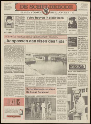 Scheldebode 1986-10-09