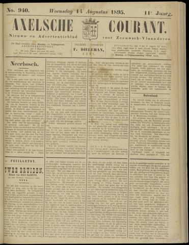 Axelsche Courant 1895-08-14
