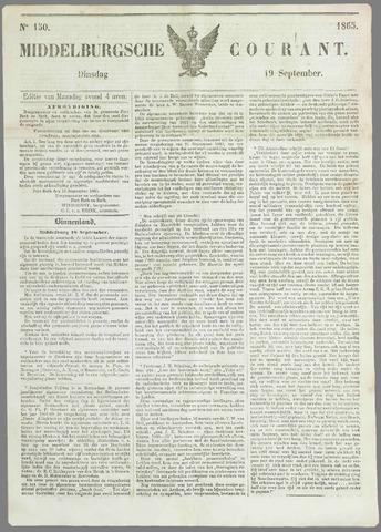 Middelburgsche Courant 1865-09-19