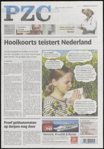Provinciale Zeeuwse Courant 2014-05-27