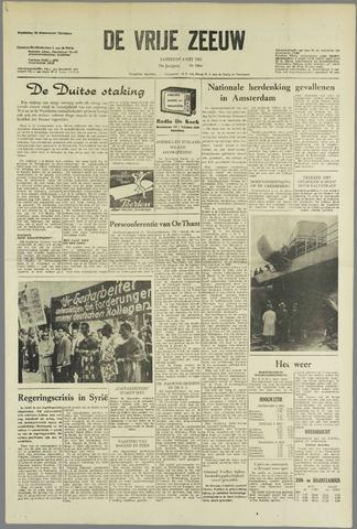 de Vrije Zeeuw 1963-05-04