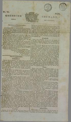 Goessche Courant 1839-09-06