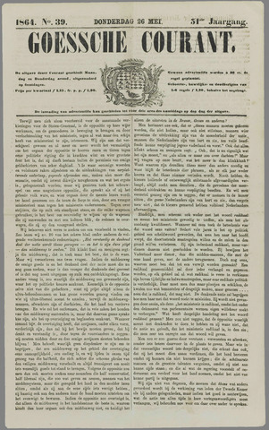 Goessche Courant 1864-05-26