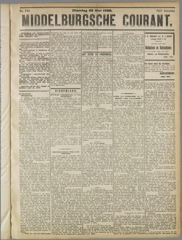 Middelburgsche Courant 1922-05-23
