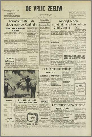 de Vrije Zeeuw 1965-04-10