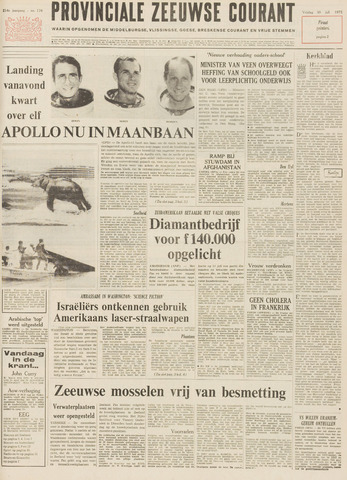 Provinciale Zeeuwse Courant 1971-07-30