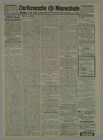 Zierikzeesche Nieuwsbode 1923-06-04
