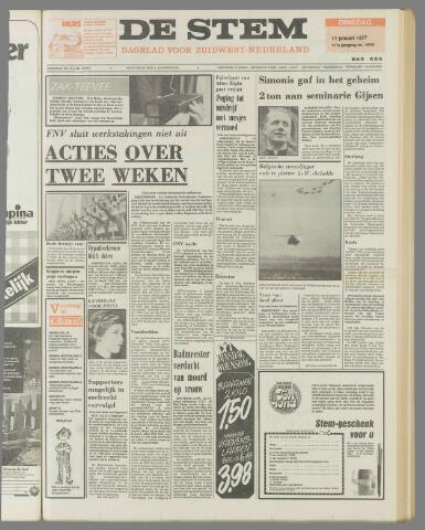 de Stem 1977-01-11